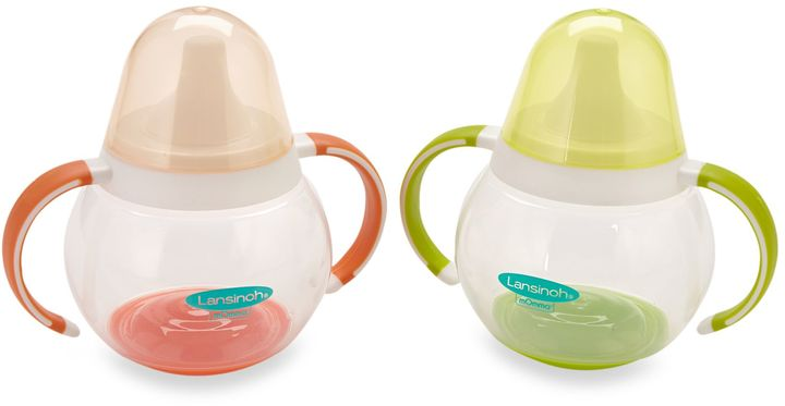 Lansinoh® Momma® 8.4 oz. Spill-Proof Cup with Dual Handles