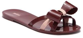 Melissa Fluffy II Slip-On Sandal