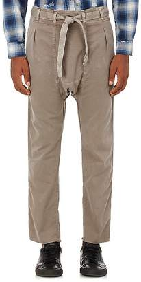 NSF Men's Distressed Cotton Karate Pants