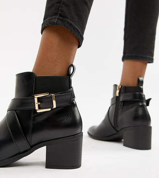 e96a861d1a7 Truffle Collection Heeled Ankle Boots