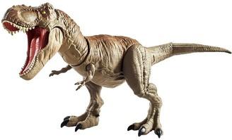 N. Jurassic World JURASSIC WORLD Bite Fight T-REX
