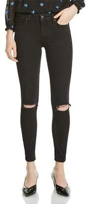 Maje Priska Distressed Skinny Jeans