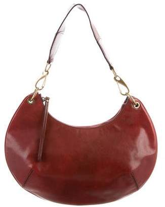 Gucci Small Leather Hobo