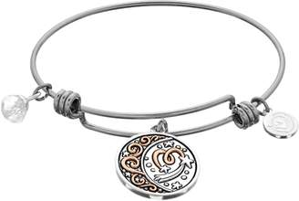 "Love This Life love this life ""To the Moon and Back"" Bangle Bracelet"