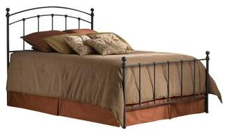 Andover Mills Espinosa Metal Panel Bed