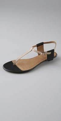 Corso Como Marice T Strap Sandal
