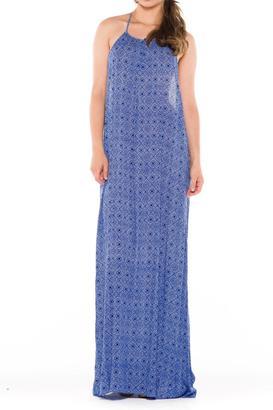 Bella Printed Maxi Dress $68 thestylecure.com