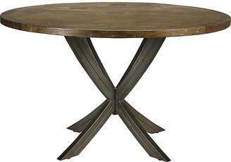 """French Heritage Castello 52"""" Dining Table - Timberwood"""