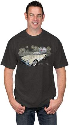 Newport Blue Men's Classic Vehicle Tee