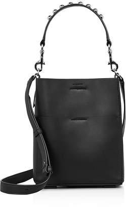 AllSaints Suzi Mini Leather Satchel