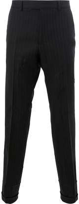 Gucci Mitford pinstripe trousers