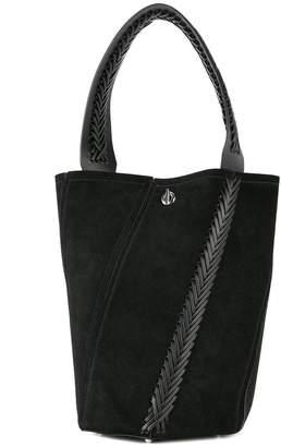 Proenza Schouler Crochet Medium Hex Bucket Bag