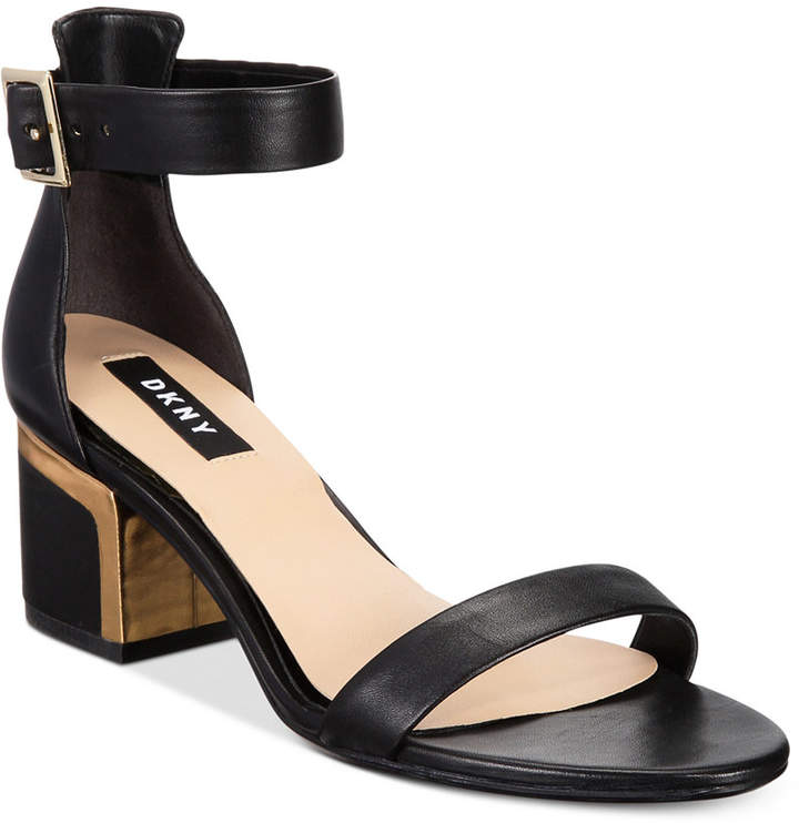 Dkny Henley Sandals, Created For Macy's