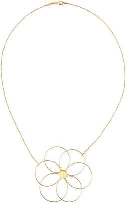 Carolina Bucci Yellow gold necklace