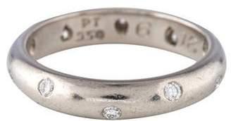 Tiffany & Co. Platinum Diamond Etoile Ring