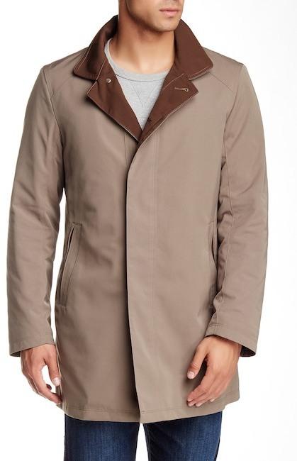 SanyoSanyo Getaway Removable Lined Trench Coat