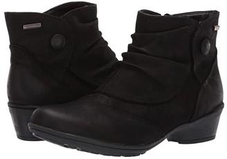 Rockport Raven Waterproof Button Boot