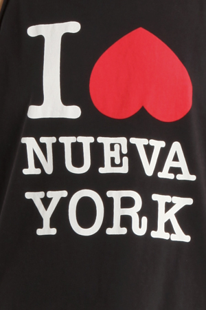 3.1 Phillip Lim 'I Heart Nueva York' Muscle Tank