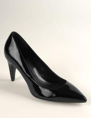 Portia Patent Leather High Heel