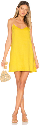 Mara Hoffman Spaghetti Mini Dress $295 thestylecure.com