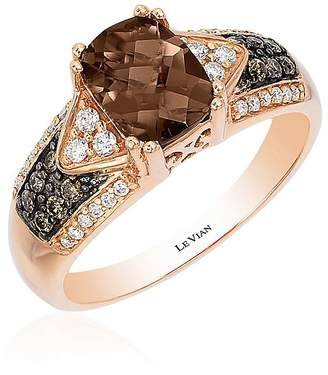 le wedding certified chocolate bridal set ring w vian diamond white tw engagement rings t in and ct media gold