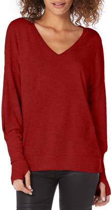Michael Stars Madison Brushed Jersey Sweater