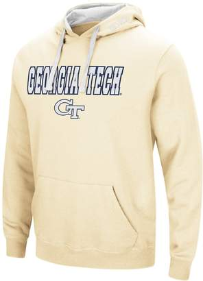 Men's Georgia Tech Yellow Jackets Pullover Fleece Hoodie