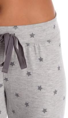 PJ Salvage Peachy Party Banded Pajama Pants