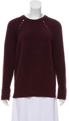 Kenzo Rib Knit Crew Neck Sweater