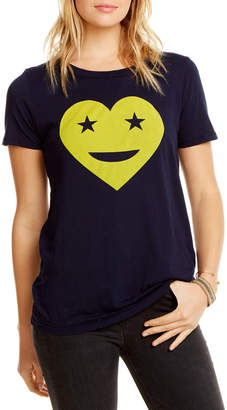 Chaser Starry Eyed Graphic Cotton Tee
