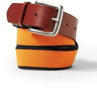 Banana Republic Stretch-Web Buckle Belt