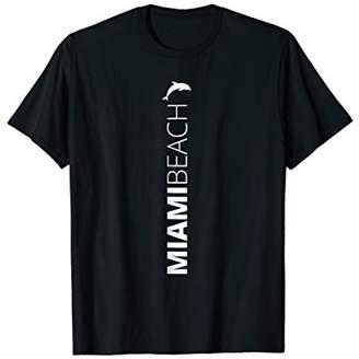 Classic Miami Beach T-Shirt for Men and Women