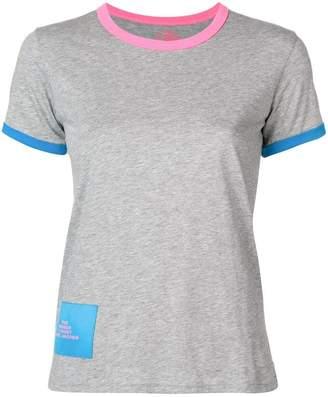 Marc Jacobs contrasting details T-shirt