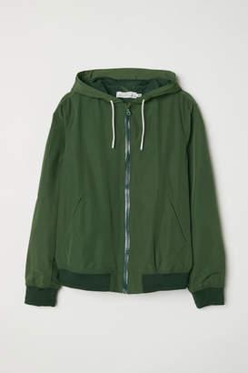 H&M Windproof Jacket - Green