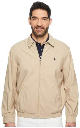 Polo Ralph Lauren Bi-Swing Microfiber Windbreaker Men's Coat