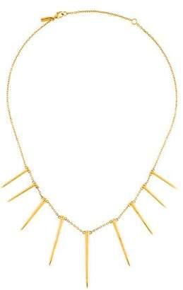 Elizabeth and James Spike Collar Necklace