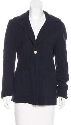 Greg Lauren Distressed Cashmere Jacket