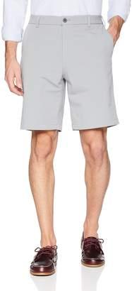 Izod Men's Advantage Performance Flat Front Short