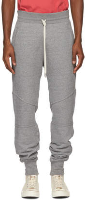 John Elliott Grey Core Escobar Sweatpants