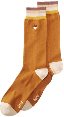 Bar III Men's Embroidered Acorn Socks, Created for Macy's