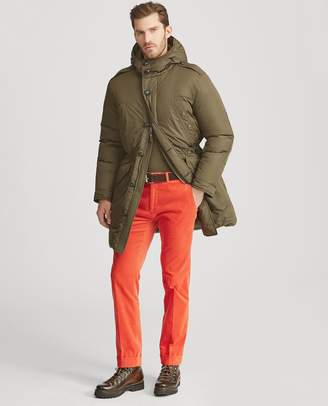 Ralph Lauren RLX Down Marsh Coat