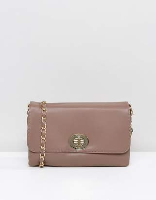 Marc B Shoulder Bag With Chain Strap