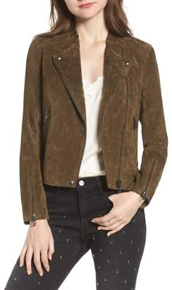 Blank NYC BLANKNYC No Limit Suede Moto Jacket