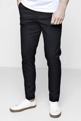 boohoo Slim Fit Chino With Stretch