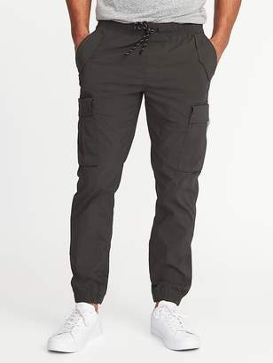 Old Navy Slim Dry-Quick Built-In Flex Cargo Joggers for Men