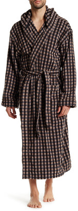 Robert Graham Hooded Robe $145 thestylecure.com
