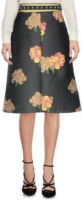 RED Valentino Knee length skirts - Item 35373484VW
