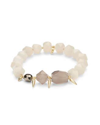 Kendra Scott Sadie Gold Stretch Bracelet