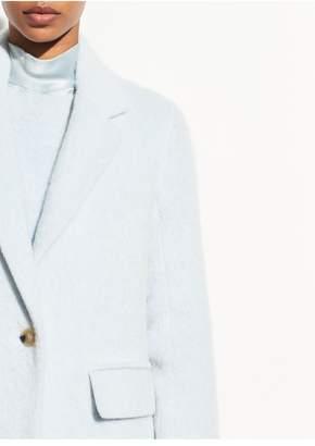 Vince Long Hair Faux Fur Coat