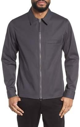 Theory Rye Holtham Shirt Jacket